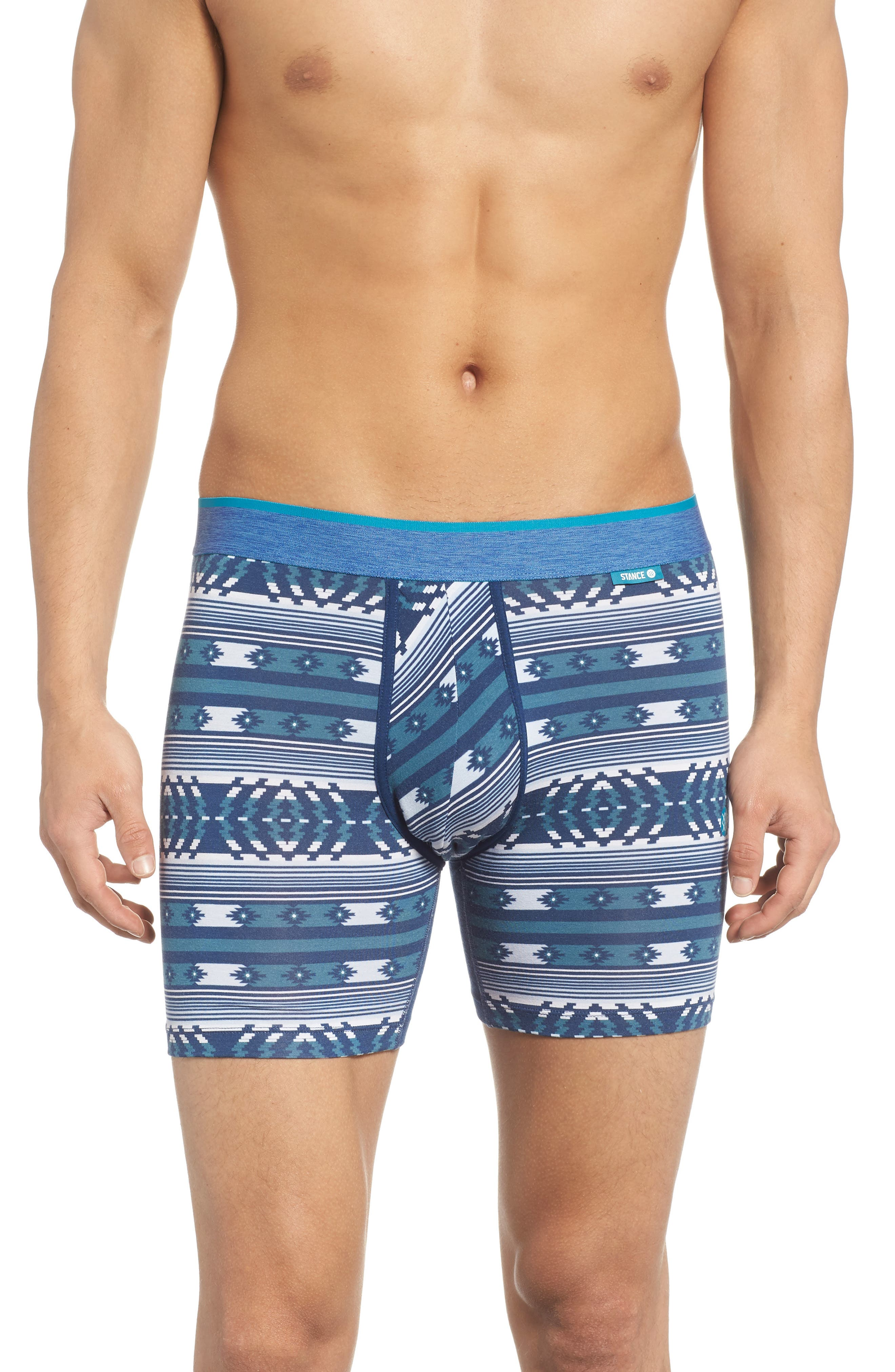 Lightning Boxer Briefs,                         Main,                         color, Blue