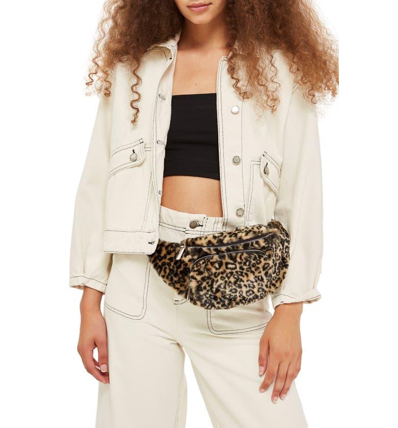 Baxter Leopard Belt Bag | Nordstrom