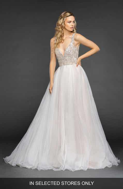 Glitter Trouwjurk.Sequin Wedding Dresses Bridal Gowns Nordstrom