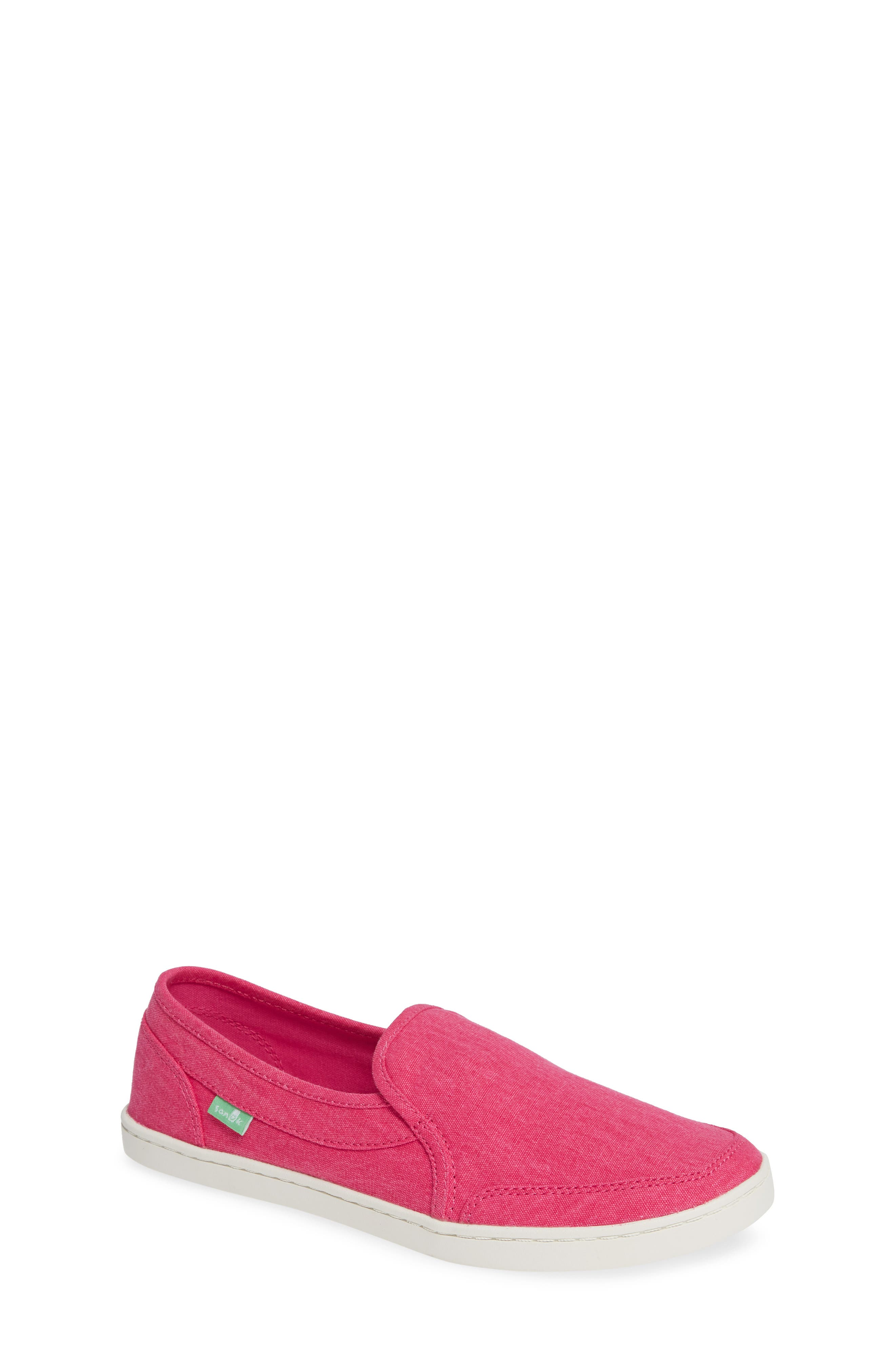 Pair O Dice Slip-On,                         Main,                         color, Washed Cabaret