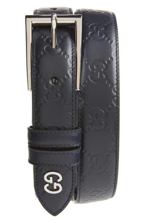d011aeafc36 Gucci Reversible Signature Leather Belt