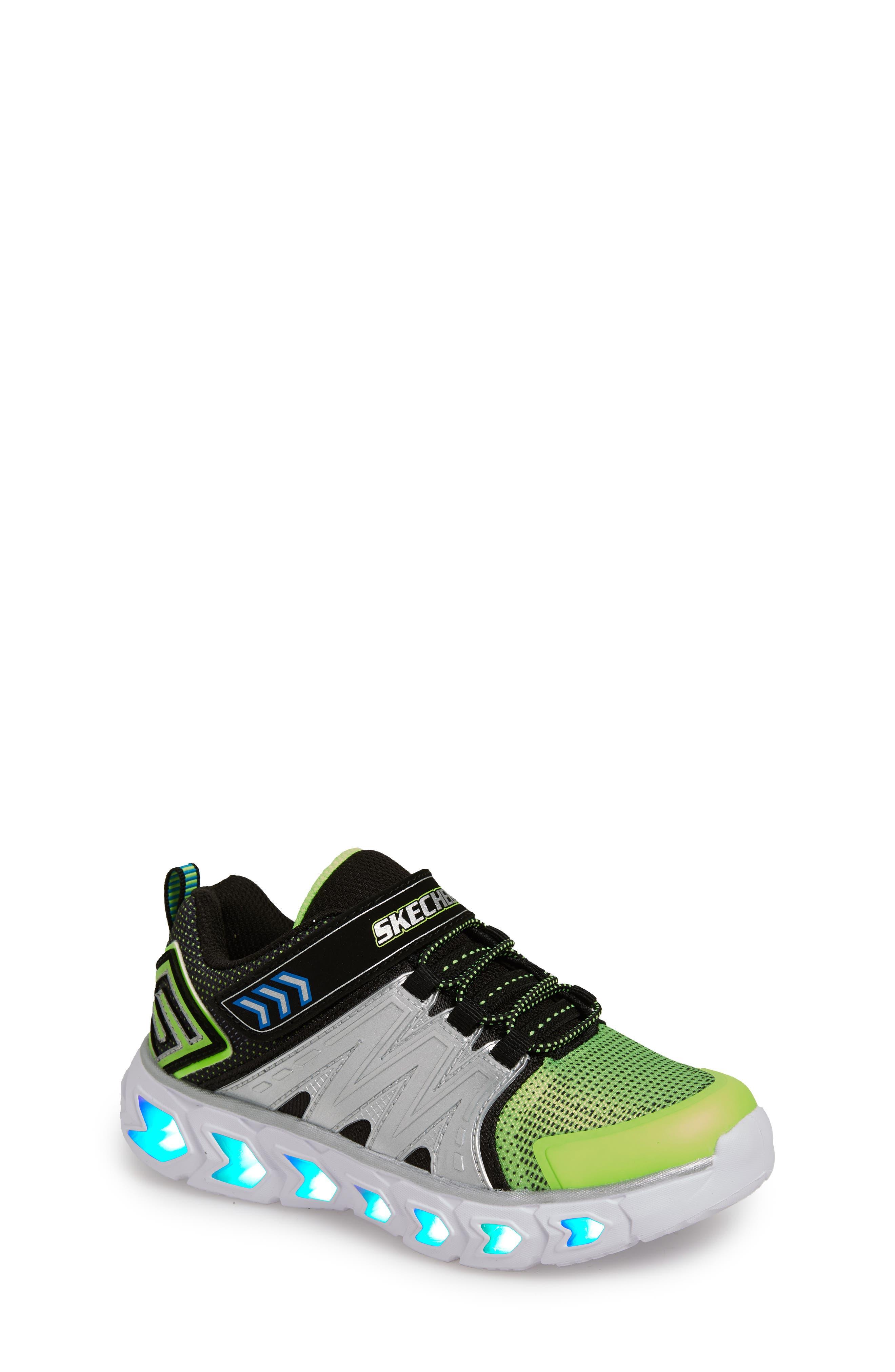Hypno-Flash 2.0 Sneakers,                             Alternate thumbnail 2, color,                             Lime/ Black