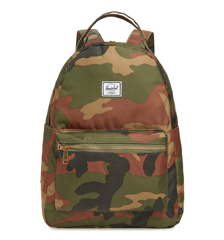Camo Print Mid Volume Backpack | Nordstrom