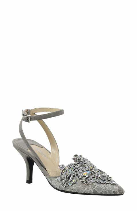 a200db7975 J. Reneé Desdemona Embellished Pump (Women)