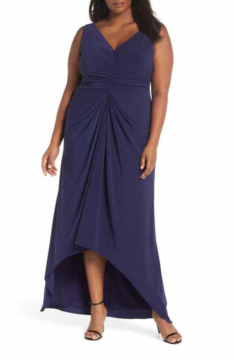 Women\'s Adrianna Papell Plus-Size Dresses | Nordstrom