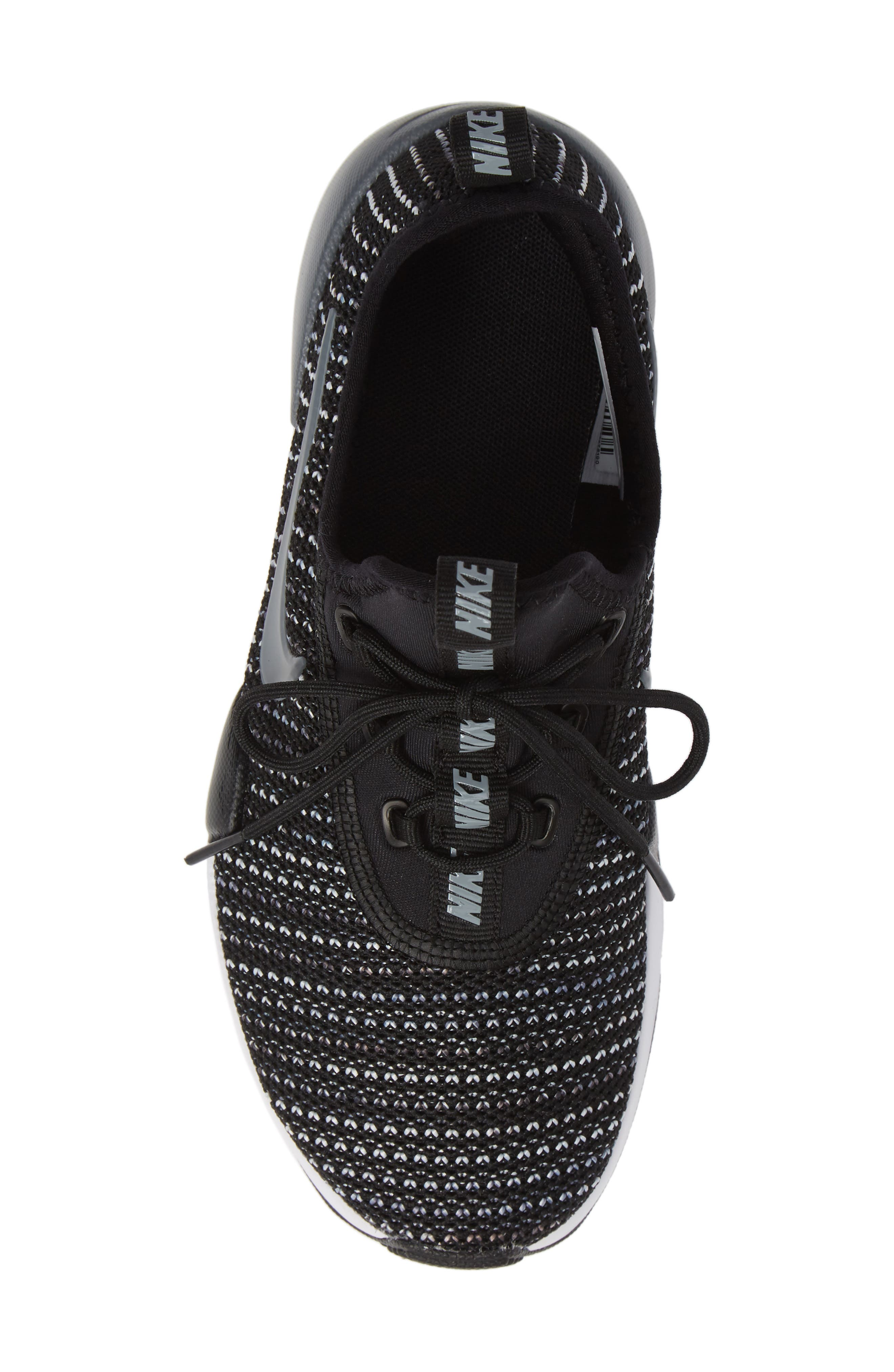 Ashin Modern Sock Knit Sneaker,                             Alternate thumbnail 3, color,                             Black/ Cool Grey/ Anthracite