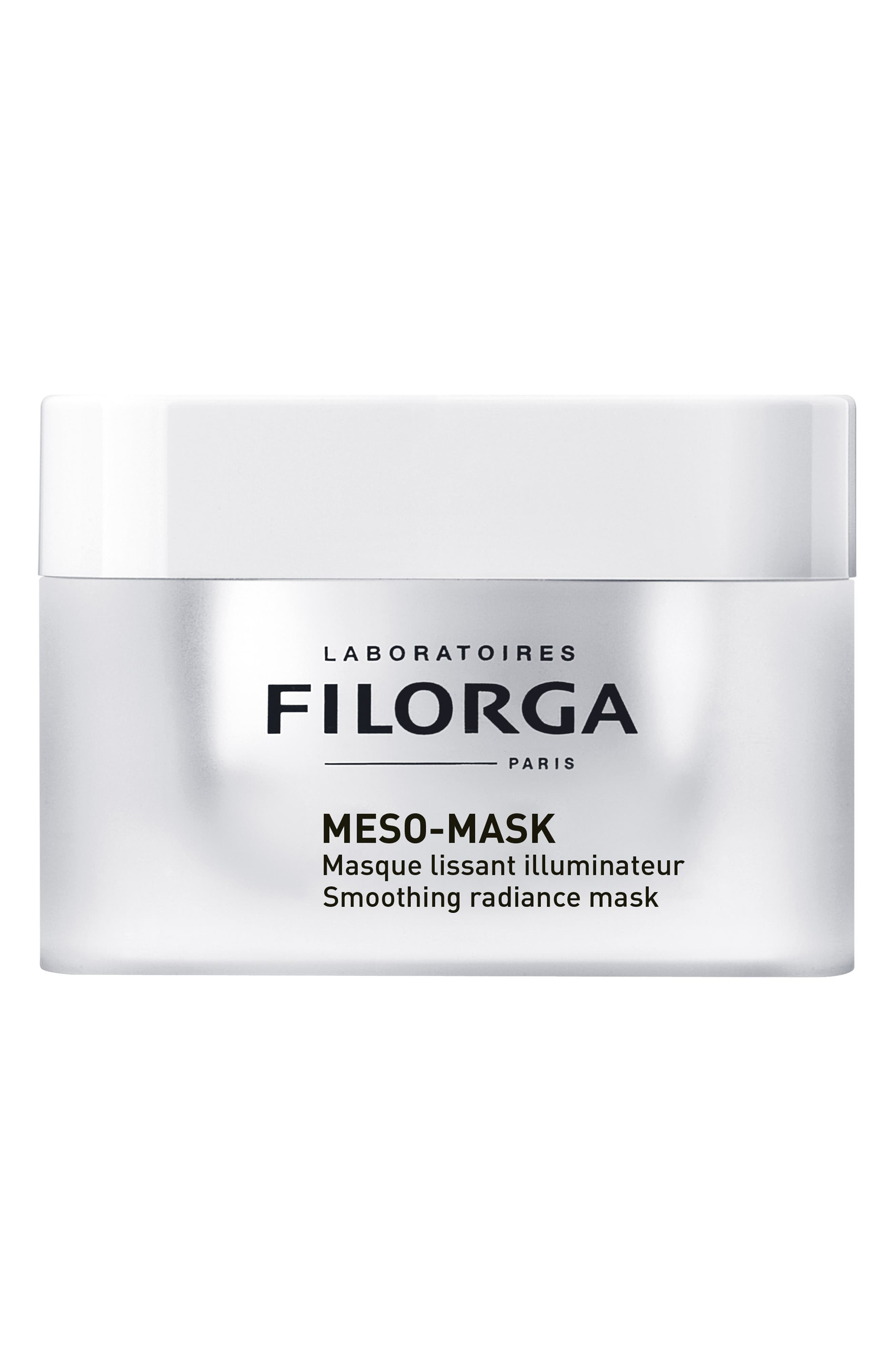 'Meso-Mask' Anti-Wrinkle Lightening Mask,                             Main thumbnail 1, color,                             No Color