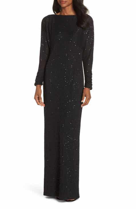 Womens Long Sleeve Formal Dresses Nordstrom