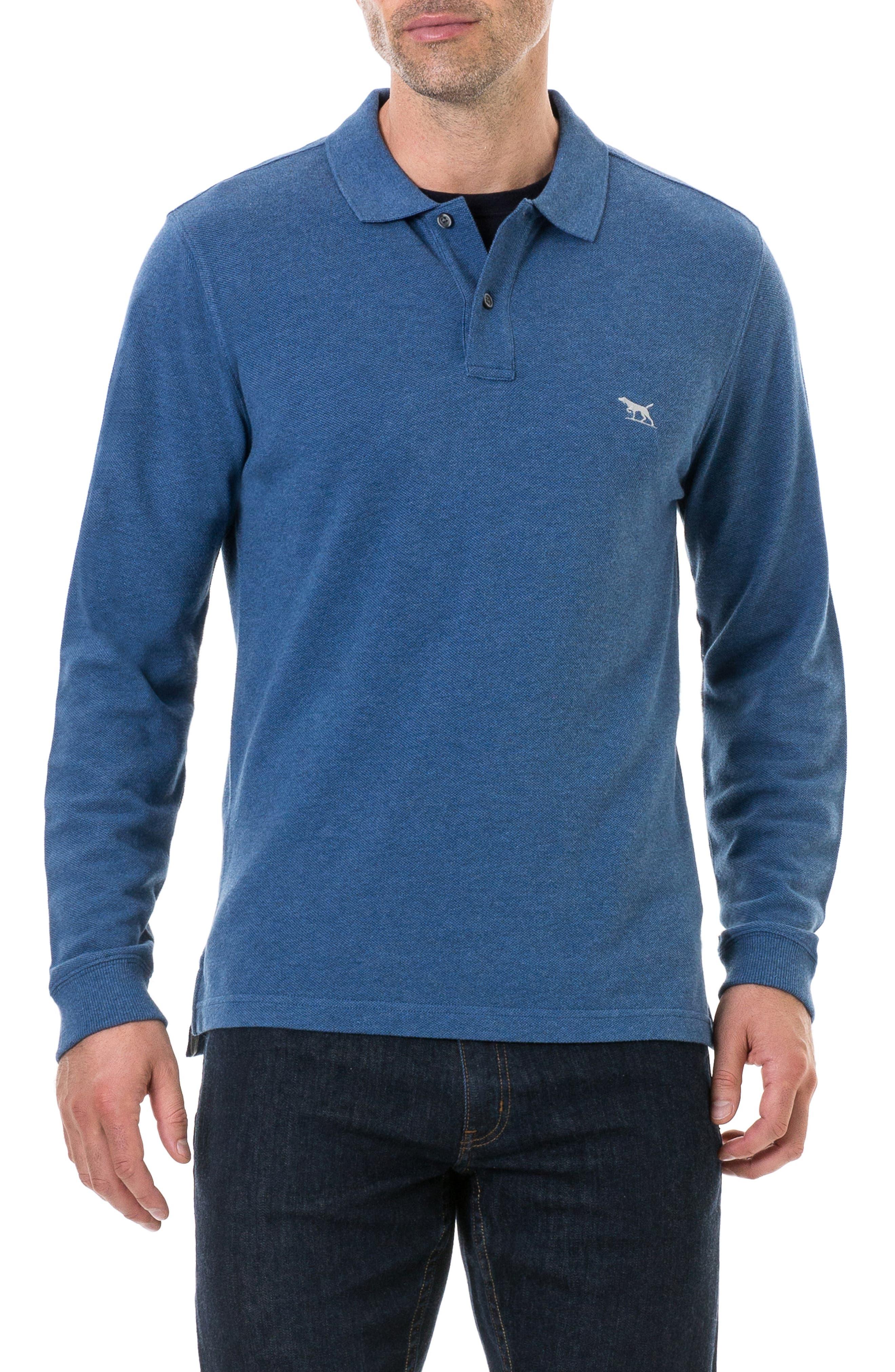 Mens Long Sleeve Polo Shirts Nordstrom