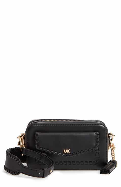 Michael Kors Small Leather Camera Bag