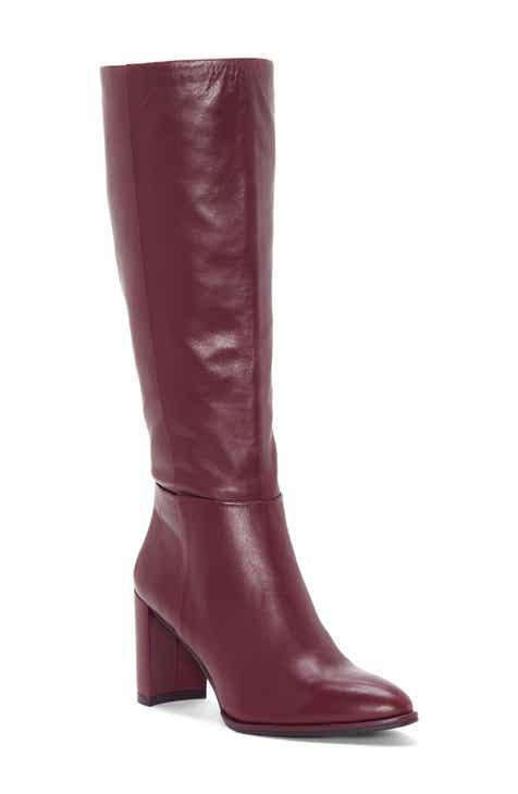 5dd76ddbc0c Enzo Angiolini Wenda Knee High Boot (Women) (Narrow Calf)