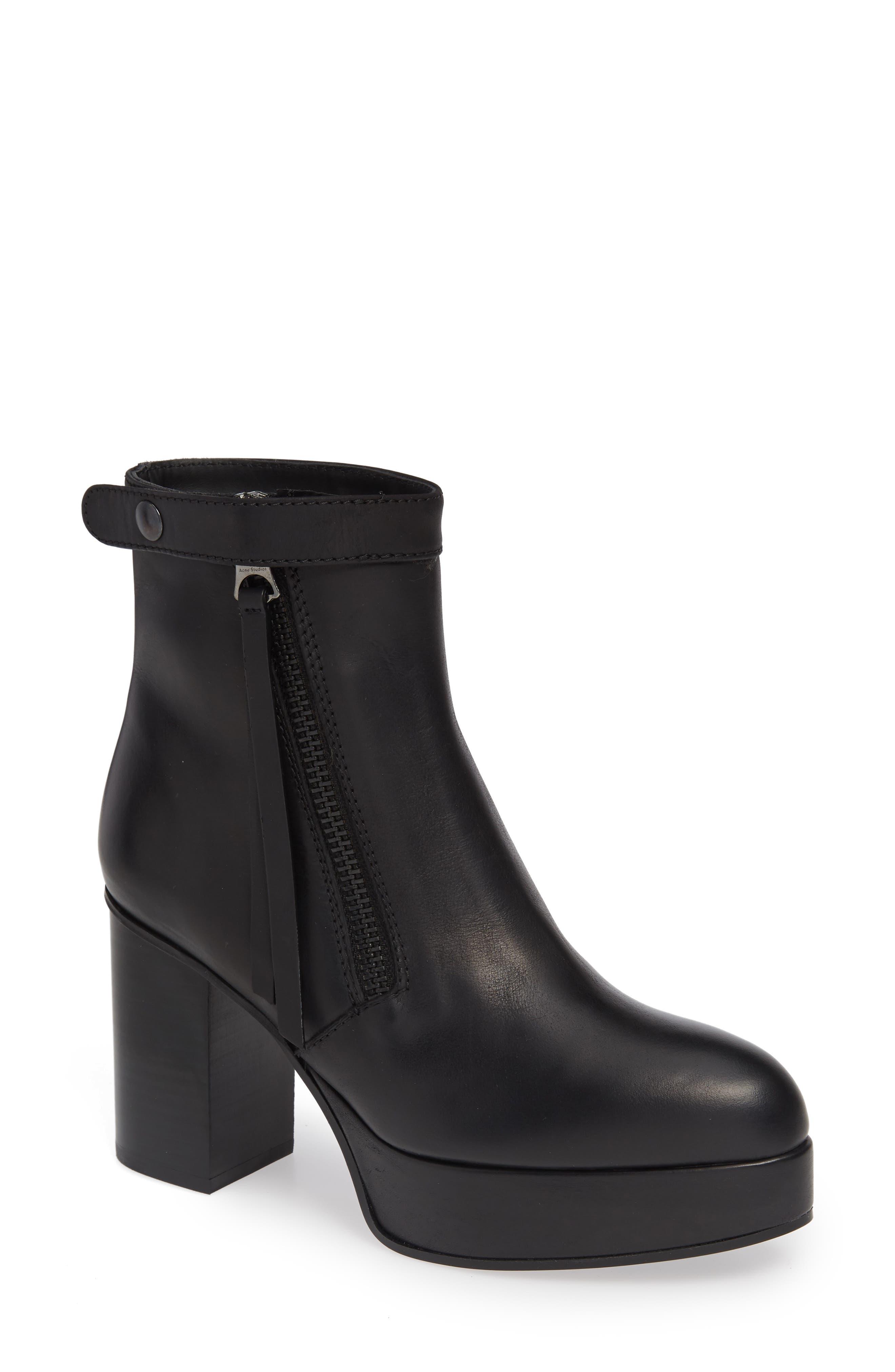 1fb1cdd546c0b Women's Acne Studios Boots | Nordstrom