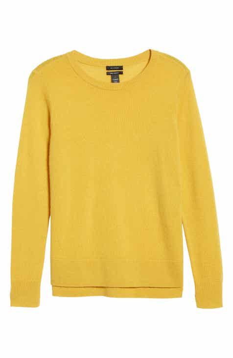 halogen women s yellow clothing accessories nordstrom