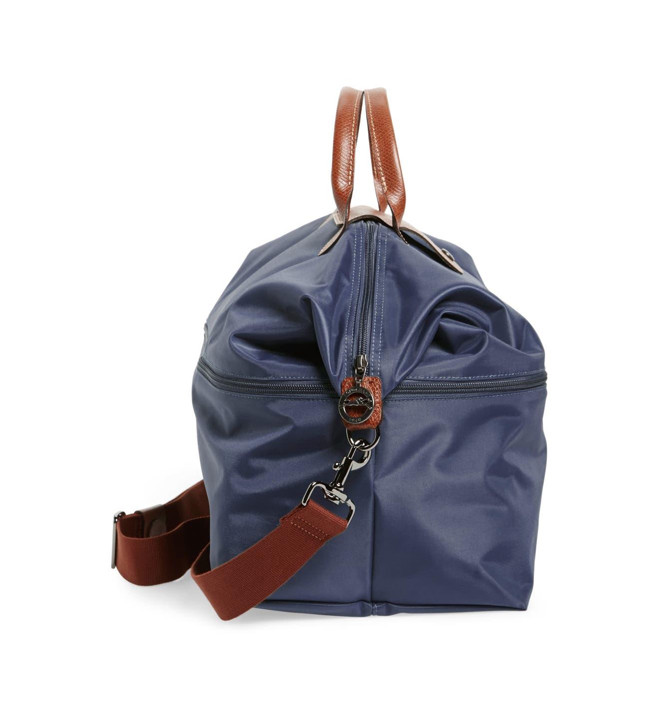 ba4123a70fe Longchamp Le Pliage Expandable Travel Bag Extra Large   ReGreen ...