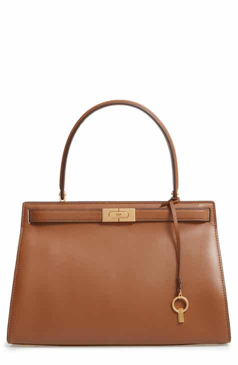 025b02c5822 Tory Burch Lee Radziwill Leather Bag