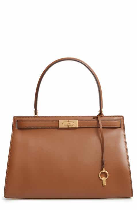 ef15097d62b Tory Burch Lee Radziwill Leather Bag