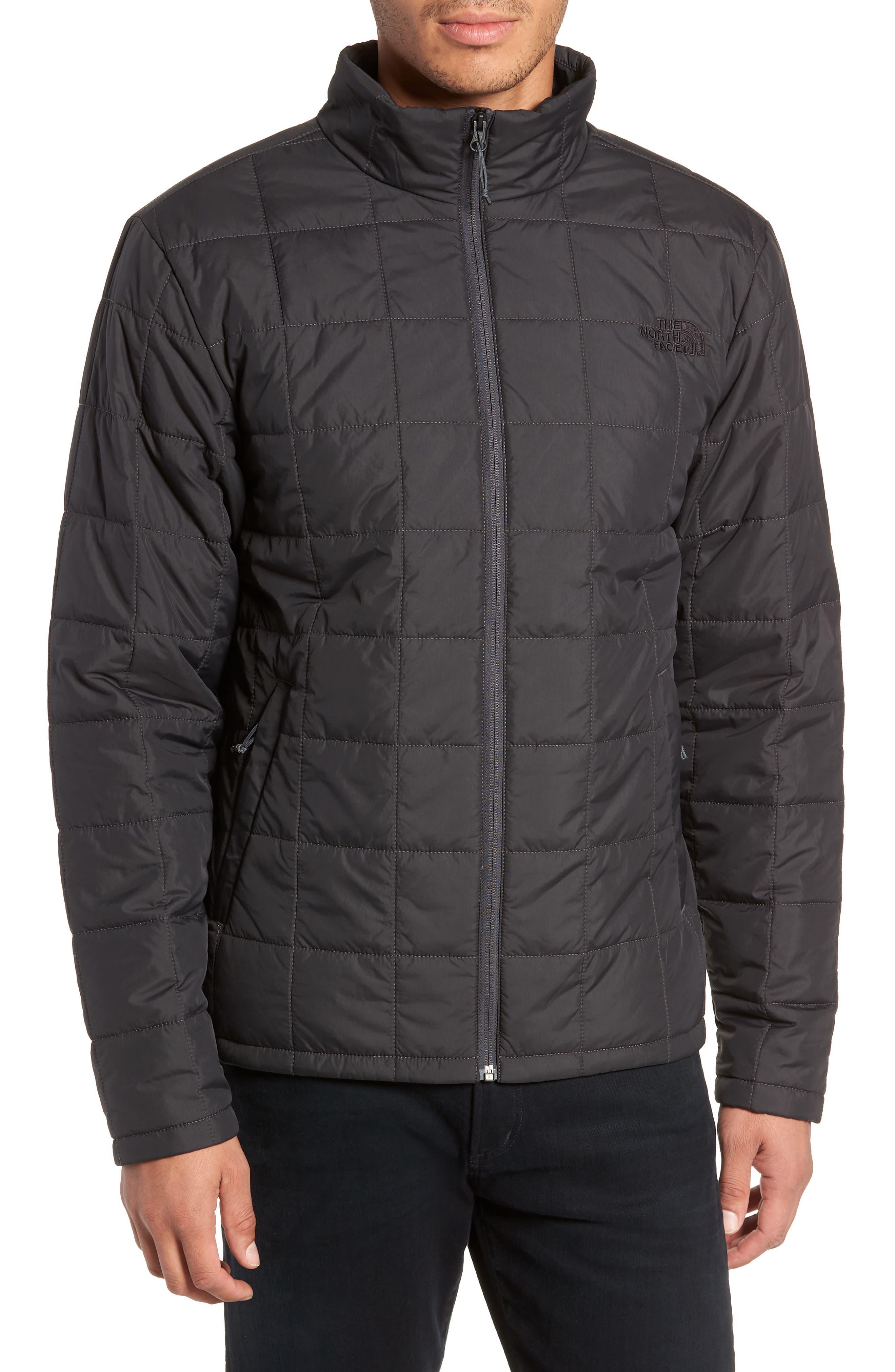 Harway Heatseaker<sup>™</sup> Jacket,                             Alternate thumbnail 4, color,                             Asphalt Grey