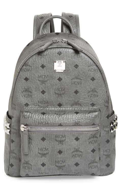 MCM Small Stark Side Stud Backpack 9b6572ef46902