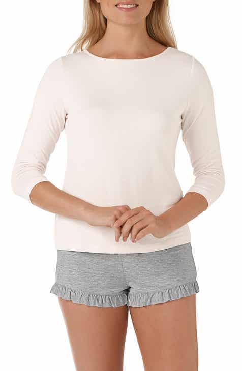 The White Company Foulard Star Two Piece Pajamas ec7560b23