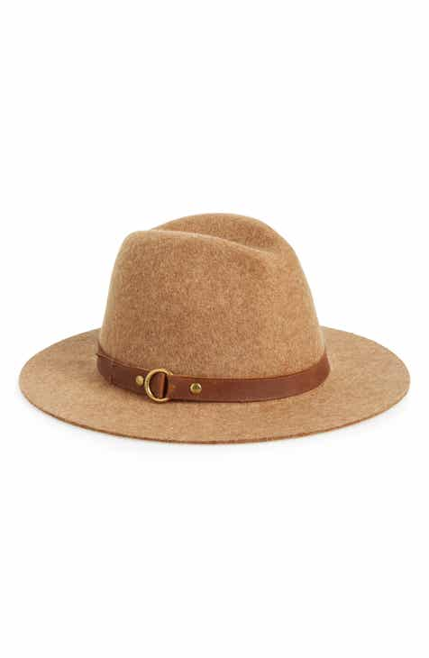 695a9002874 Frye Harness Wool Felt Panama Hat