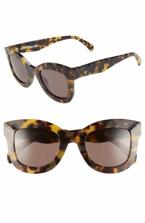 4fd674f31b2 VALLEY Belgrade 48mm Cat Eye Sunglasses