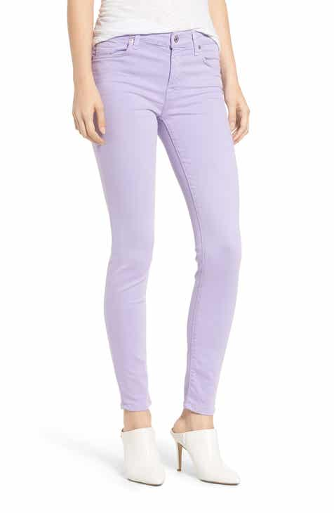 8882b1c414606 7 For All Mankind® The Ankle Skinny Jeans