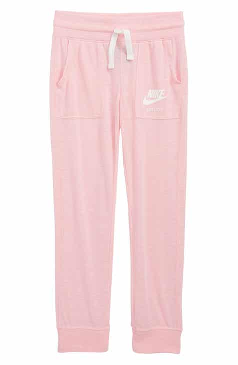 Nike Gym Vintage Pants (Toddler Girls   Little Girls) 3a08c3160