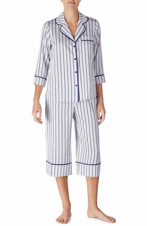 kate spade new york crop pajamas ea980bbb9