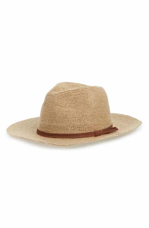 Treasure   Bond Packable Knit Panama Hat d540f6a9aef8
