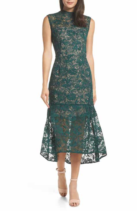 Womens High Neck Formal Dresses Nordstrom