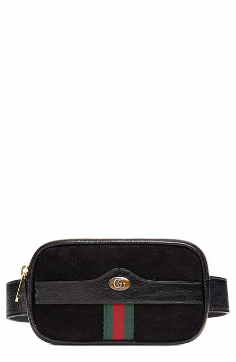 22c3c9391e7 Gucci Ophidia Suede   Leather Belt Bag