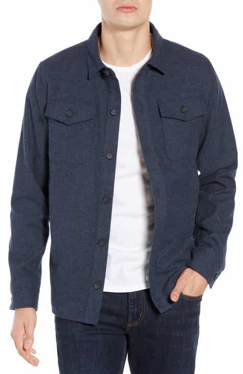 61d9797767 TravisMathew Match Maker Shirt Jacket