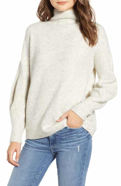 dee09147b8c French Connection Urban Flossy Cowl Neck Sweater