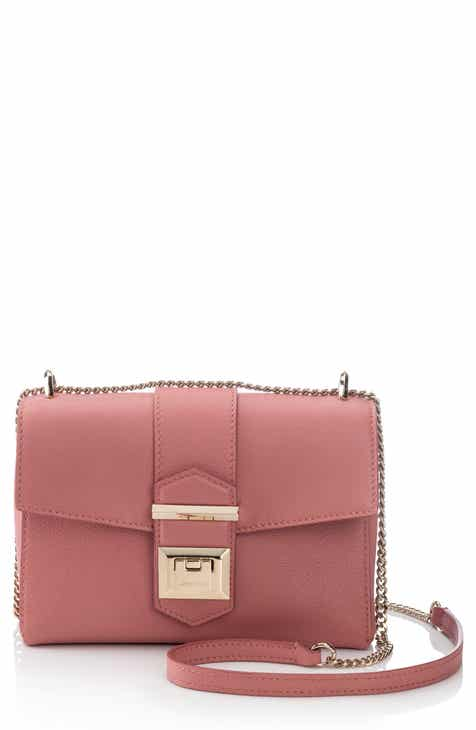 dc8235d70df5 Jimmy Choo Marianne Leather Crossbody Bag