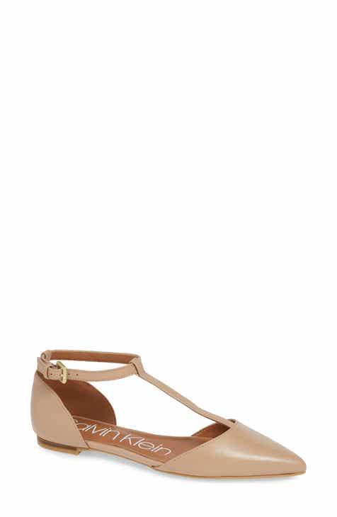 aaac30e5a80 Women s Flats Work   Office Shoes