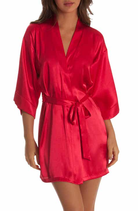 c79265d847 In Bloom by Jonquil Satin Robe (Nordstrom Exclusive)