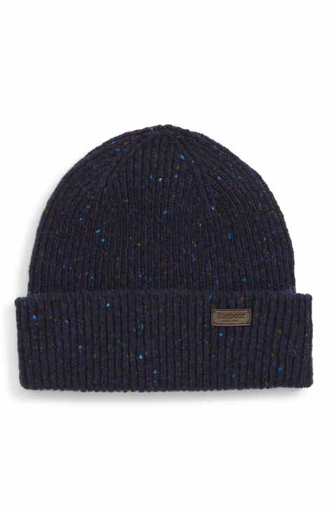 72444d9e3d6 Barbour Lowerfell Donegal Beanie Hat