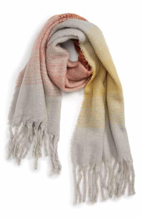 Pink Scarves Wraps Amp Ponchos Nordstrom