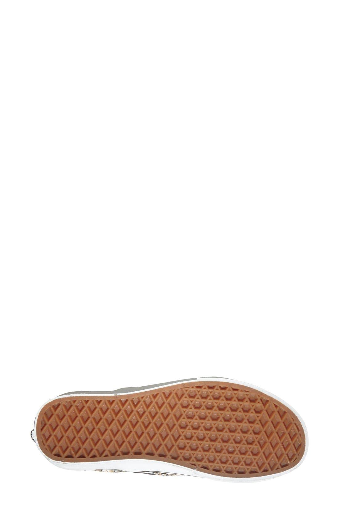 Alternate Image 4  - Vans 'Classic - Kenya' Slip-On Sneaker (Women)