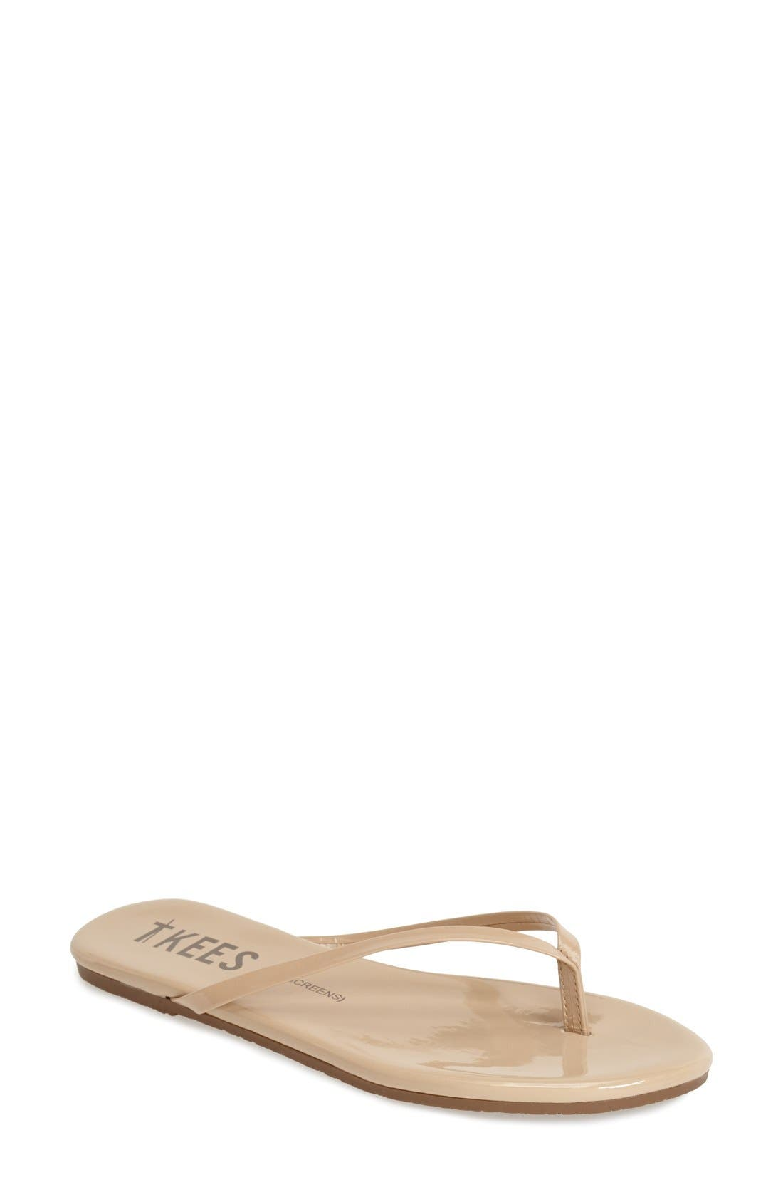 TKEES Sunscreens Flip Flop
