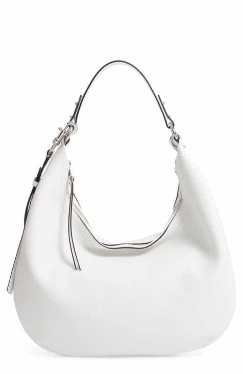 Rebecca Minkoff Michelle Leather Hobo 9067700399296
