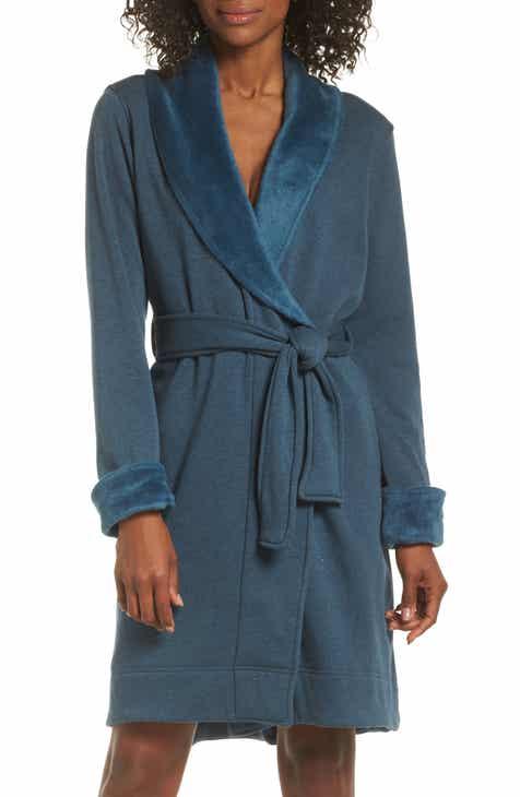 74cb9b6d8a8e Women s Blue Pajamas   Robes