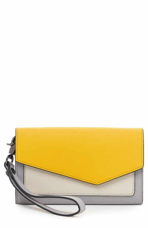 Botkier Cobble Hill Leather Continental Wallet 6030d728cef45