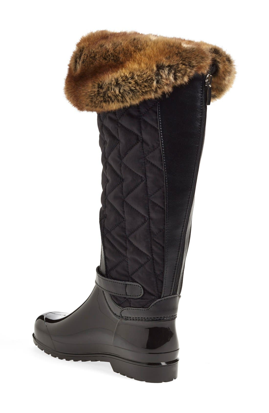 Alternate Image 2  - Santana Canada 'Clarissa' Waterproof Rain Boot (Women)