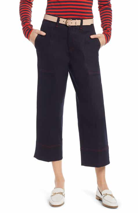 9e9aa40439b Women s Wide Leg Petite Pants