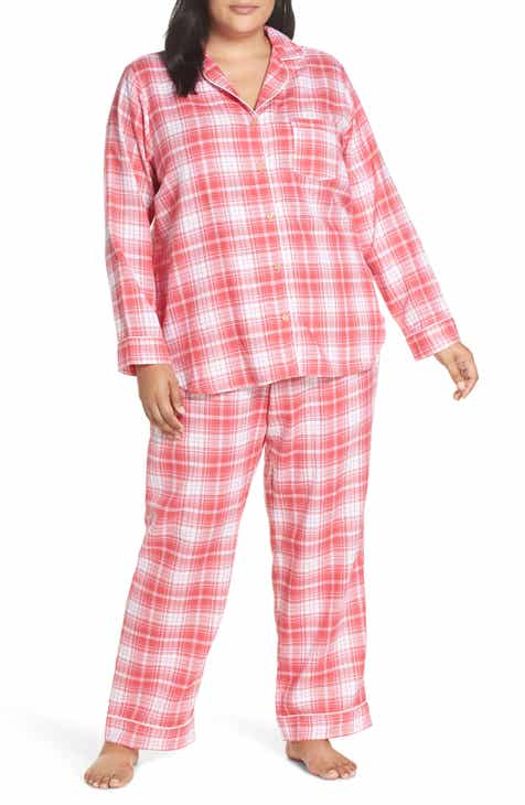 46c09d8481 Women s Plus-Size Pajamas   Loungewear
