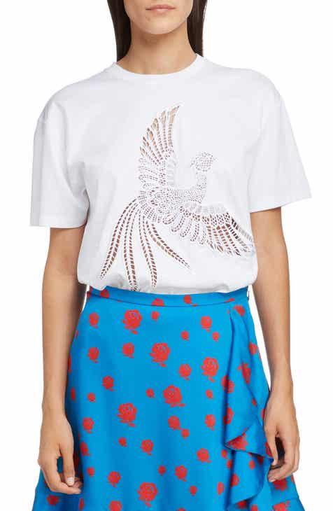 5c665d4c76e KENZO Phoenix Crochet Tee