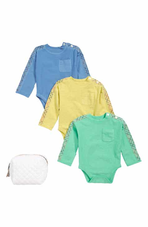 260350baf Burberry Alby Bodysuit Set (Baby)