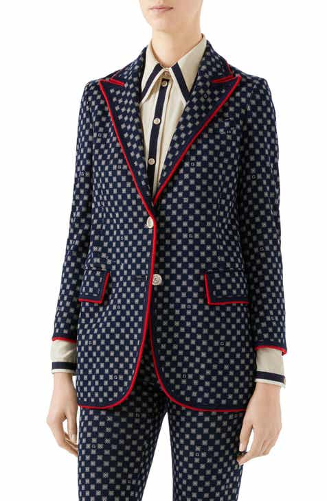 f04719bdc9e Women s Gucci Coats   Jackets