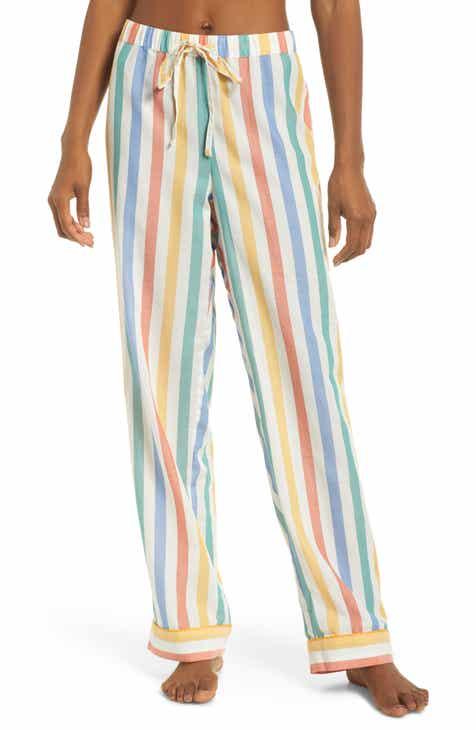 Madewell Bedtime Crayola Stripe Pajama Pants by MADEWELL